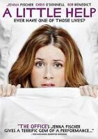 A Little Help DVD 2011 Jenna Fischer Chris o'Donnell Dylan Special Features VG+