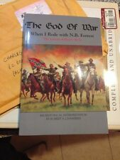 The God of War **** Autographed*******