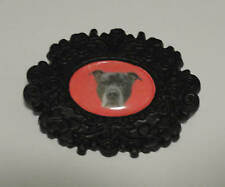 Your picture on a brooch! altered art custom dog cat