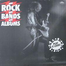 Mercury Metal Sampler - New Rock, New Bands, New Albums: Def Leppard uva. (LP)