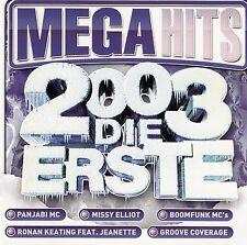 MEGAHITS 2003 - DIE ERSTE / 2 CD-SET