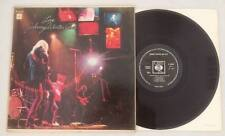 JOHNNY WINTER Live Johnny Winter And 1971 LP Vinyl India Blues * RARE