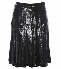 Alannah Hill Pleated Polyester Solid Skirts for Women