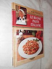 LE BUONE PASTE ITALIANE Suor Germana De Agostini Piemme 1997 Enciclopedia Cucina