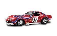 """Chevrolet Corvette L88 #57 Heinz-Johnson """"12h Sebring"""" 1972 (TSM 1:43 / 124319)"""