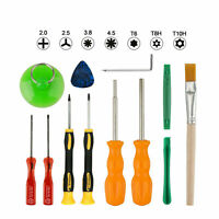 Game Repair Kit Full Triwing Screwdriver for Nintendo Switch/Wii/SNES Xbox 360