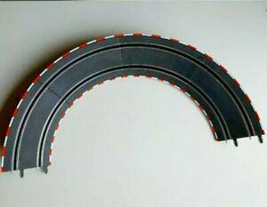 Carrera Go! oder Digital 143 große Steilkurve 2/45° NEU  Schienen Bahn Ausbau