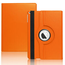 """Folio Rotating Leather Case Smart Cover For Apple iPad 9.7"""" 2017 5th A1822 1823"""