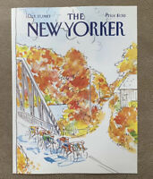 COVER ONLY ~ The New Yorker Magazine, October 17, 1983 ~ Arthur Getz