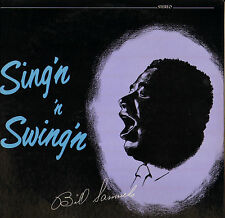 "BILL SAMUELS ""SING'N 'N SWING'N""  TRIO VOCAL JAZZ 60'S LP"