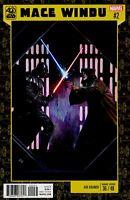 Star Wars Jedi Of The Republic Mace Windu #2 Adi Granov 40th Anniversary Cover