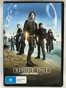 Rogue One - A Star Wars Story - DVD - AusPost with Tracking