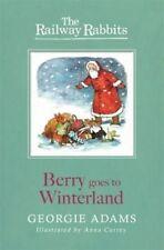 Berry Goes to Winterland (Railway Rabbits), New, Adams, Georgie Book