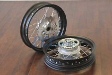 "14"" FRONT REAR RIM WHEEL PIT DIRT BIKE DISC BRAKE ROTOR SUPERMOTO I RM26+RM27"