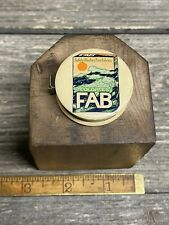 Celluloid Advertising Tape Measure Fab Colgate 1920s Mint Condition