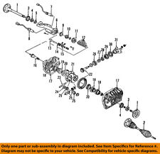 GM OEM Front Axle-Sleeve 26033974