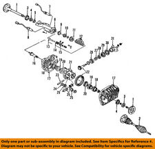 GM OEM Front Differential-Pinion Seal 15530288