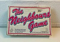 The Neighbours Game board game 1988 Grundy television soap opera boxed
