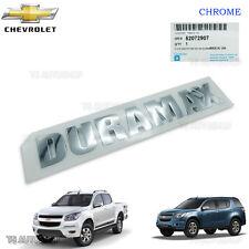 Fits Chevrolet Colorado Trailblazer 2012 16 Chrome Duramax Emblem Logo Genuine