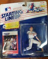 Cory Snyder Kenner Starting Lineup Figurine SLU 1988 Cleveland Indians Sealed