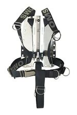 OMS Dive Backplate w/SmartStream Harness and Crotch Strap