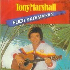 "7"" Tony Marshall/Flieg Katamaran (Cut Out)"