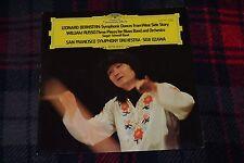 Leonard Bernstein~William Russo~Seiji Ozawa~San Francisco Symphony Orchestra