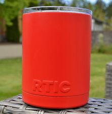 Flat Red Powder Coating Paint - New 1LB