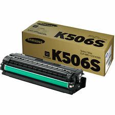 ⭐ Genuine Samsung CLT-K506S Black Toner Cartridge - Sealed Box ⭐