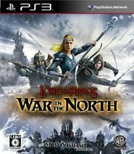 USED PS3 PlayStation 3 Lord of the Rings War in the North 06342 JAPAN IMPORT