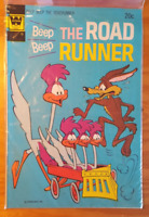 Looney Tunes Whitman Comic Book Beep Beep the Road Runner Wile E. Coyote