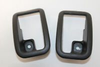2008 ACURA RDX - REAR SEAT RELEASE HANDLE BEZELS PAIR
