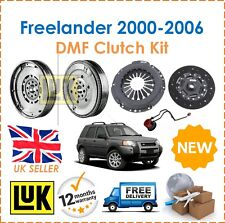 For Land Rover Freelander 2.0 2000-2006 LUK DMF Dual Mass Flywheel Clutch Kit