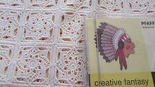 Pfaff Emb Card Creative #3 Americana 7570 7560 2140 2170