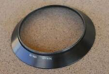 Nikon HN-15 Metal lens Hood for Nikkor 18mm F4  HN15 86mm Genuine OEM