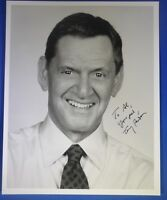 TONY RANDALL deceased  signed autograph 8 by 10 photo