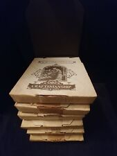 Norman Rockwell Edwin M Knowles China Co Set 1 Lot of 6 Collector Plates Ca Box