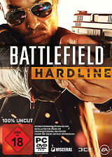 Battlefield: Hardline (PC, 2015, DVD-Box)