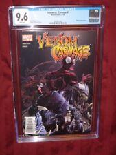 Venom VS Carnage #3 CGC 9.6