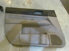 2007 Subaru Forester Front LH Driver Door Panel-Blemish see pics