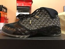 Nike Air Jordan XX3 23 Trophy Room Black Gold Stealth 853336 023 QS Premium Off