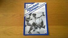 1989/90 Tottenham Hotspur  v Middlesbrough FA Youth Cup Final 2nd Leg