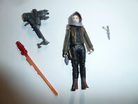 Star Wars Rogue One Sergeant Jyn Erso Jedha outfit action figure toy Hasbro 2016