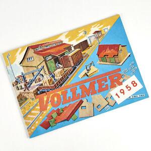 Lot 200807 Vollmer Hauptkatalog 1958