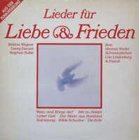 Various Lieder Für Liebe & Frieden LP Comp Vinyl Schallplatte 166656