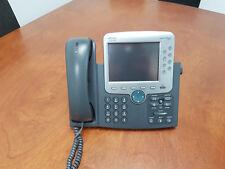 Cisco IP Phone CP-7970G VoIP SIP