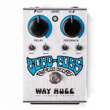 Dunlop Way Huge Echo-Puss Analog Delay Guitar Effect Pedal