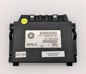 OEM 05-10 Chrysler 300 Reverse Parking Sensors Assist Control Computer Module