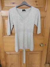 Women's Medium Knit V Neck None Cashmere Jumpers & Cardigans