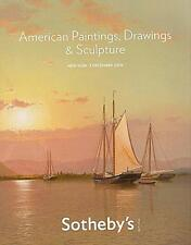 Sotheby's /// American Paintings Auction Catalog 2008